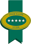 Good Salon Guide 5 stars