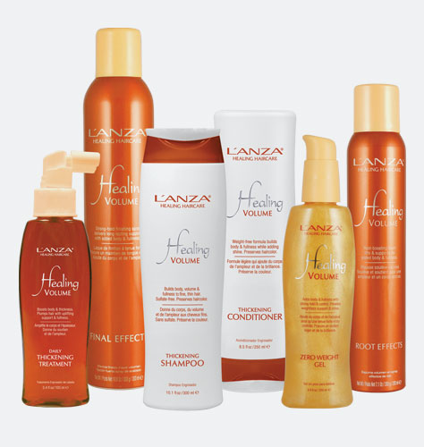 L'anza haircare products