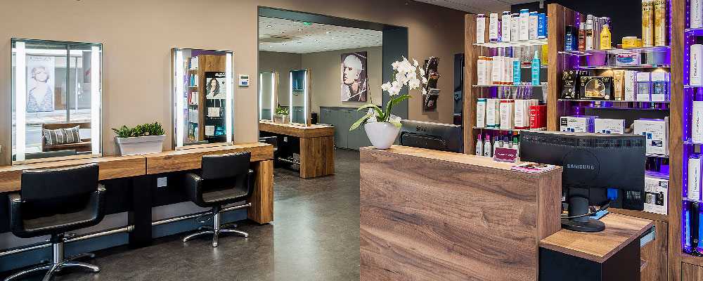 Beyond the Fringe Eltham hairdressing salon